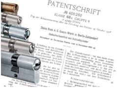80 –lecie otrzymania patentu dla wkładek mechanicznych