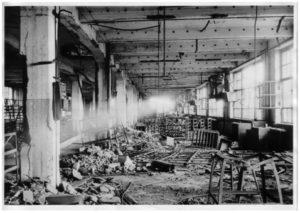 Koniec wojny – demontaż fabryki w Berlinie