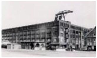 połączenie berlińskiej fabryki z ZehlendorferGoerzwerk