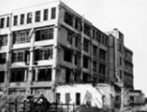 pożar w fabryce w Berlinie Zehlendorf