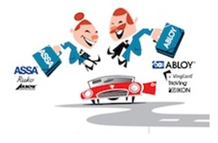 wejście w skład ogólnoświatowego konsorcjum ASSA ABLOY AB Gruppe